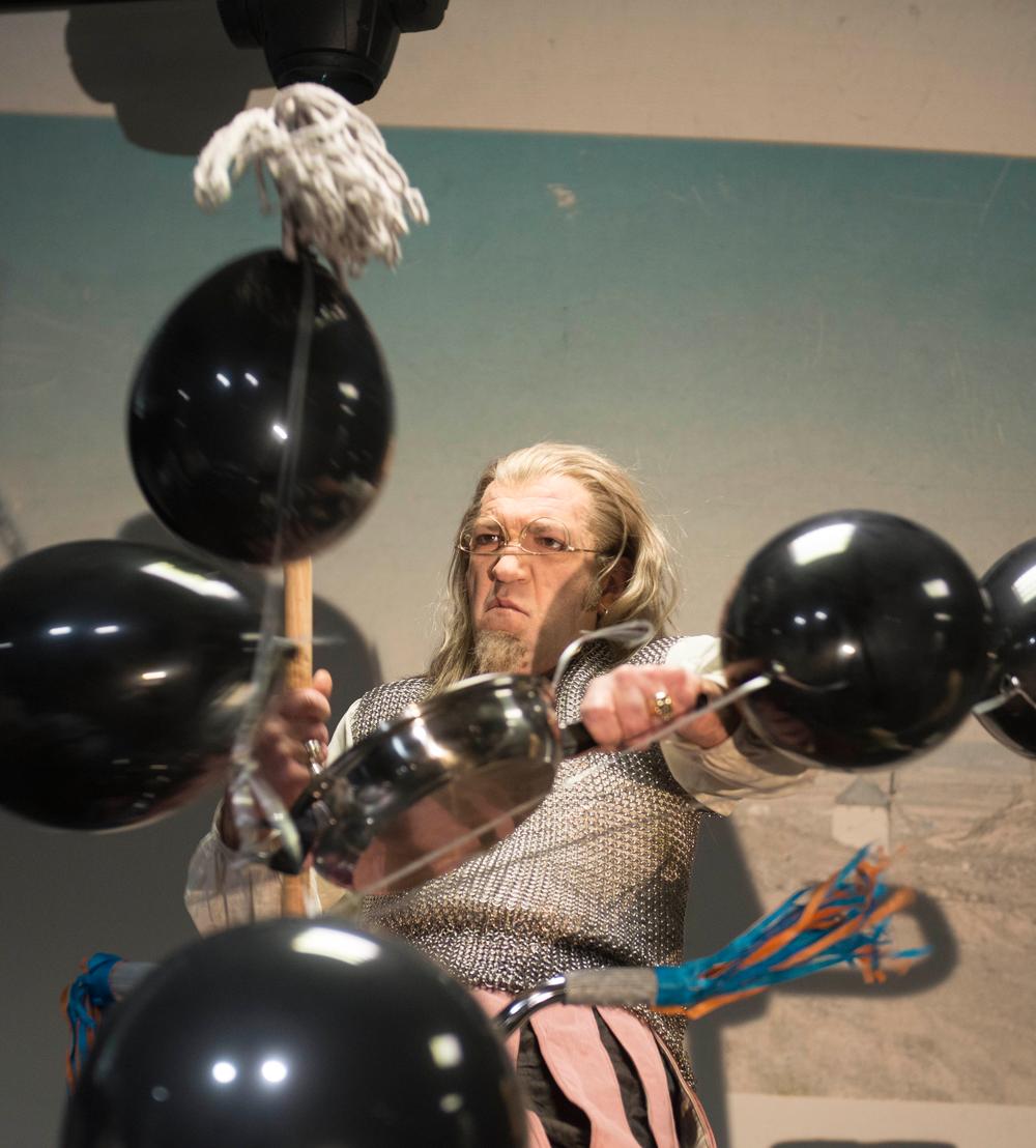 Don Quichotte auf der Hochzeit des Comacho / Theater Osnabrück, 2015/2016