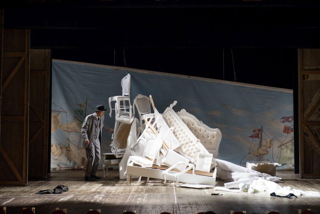 Riccardo Primo / Händelfestspiele Halle