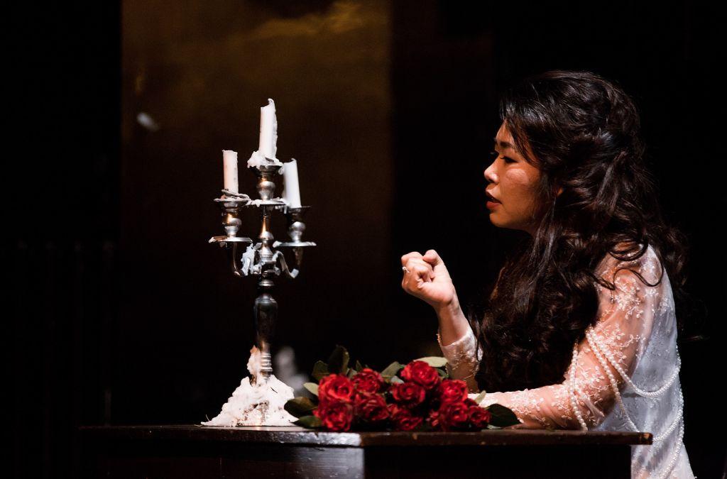 In meiner Nacht - Erwartung (Schönberg) / Theater und Orchester Heidelberg